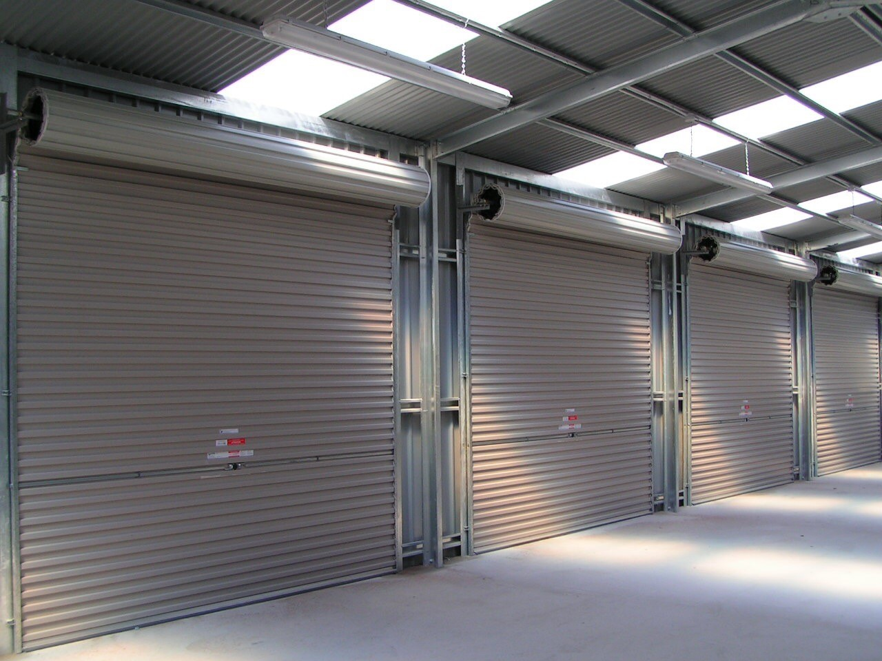 Temporary buildings portable buildings for Clear span garages